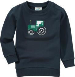Baby Sweatshirt mit Trecker-Motiv (Nur online)