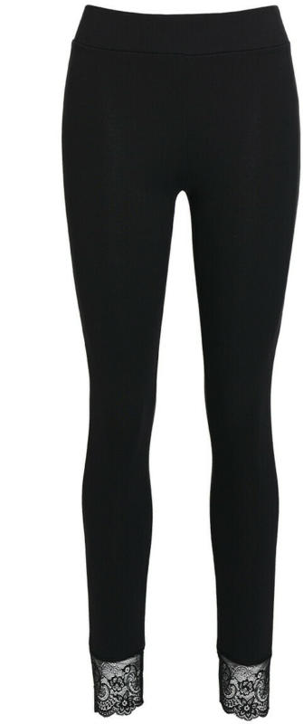 Damen Leggings mit Spitze (Nur online)
