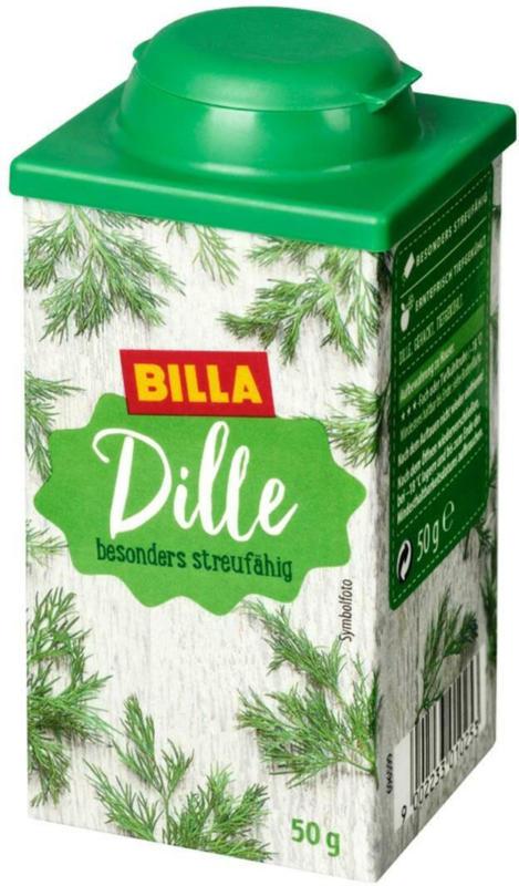 BILLA Dille