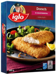 Iglo Dorsch in Knusperbrösel