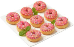 Simpsons Donuts Mini Pink 9er