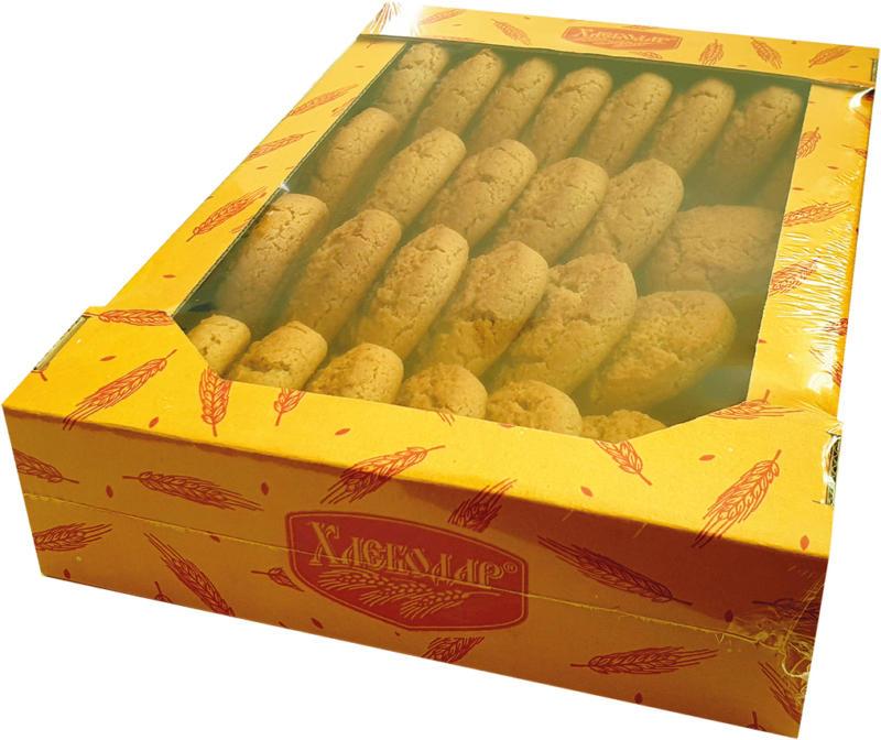 Kekse mit Maisgeschmack