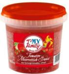 Mix Markt Tomaten-Meerrettich-Sauce aus Sommertomaten, scharf - bis 22.06.2021