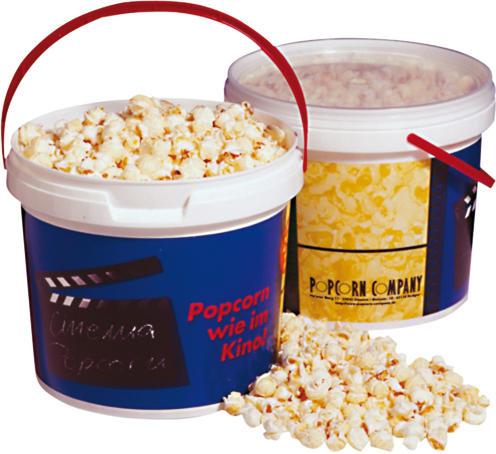 Eimer Cinema Popcorn süß