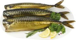 Makrelen (Scomber scombrus) ohne Kopf, ausgenommen kaltgeräuchert /lose