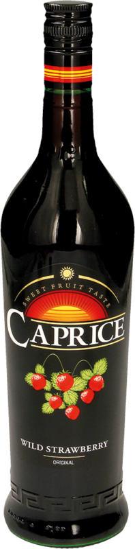 Aromatisierter Fruchtwein mit Walderdbeergeschmack