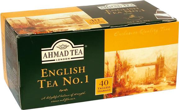 Englischer Tee No.1