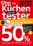 XXXLutz Sonneborn Iserlohn - Ihr Möbelhaus bei Dortmund XXXLutz 50% Küchentester-Rabatt - bis 28.02.2021