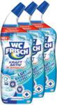 OTTO'S WC Frisch WC Reiniger Gel Kraft Aktiv Ozeanfrische 3 x 750 ml -