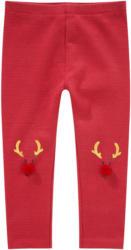 Baby Leggings mit Rentier-Motiv (Nur online)