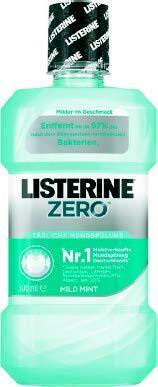 -25% auf alle Handzahnbürsten und Mundspülungen
