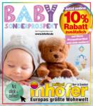 Möbel Inhofer Möbel Inhofer - Baby Sonderprospekt - bis 21.02.2021