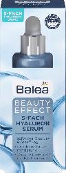 Balea Serum Beauty Effect mit 5-Fach Hyaluron