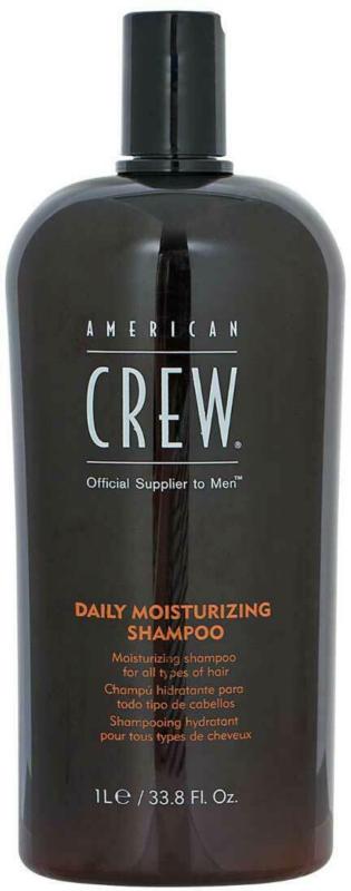 American Crew Shampoo Daily Moisturising 1000 ml -