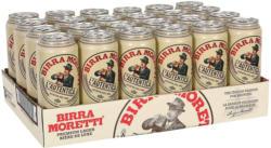 Birra Moretti L'Autentica 24 x 50 cl -