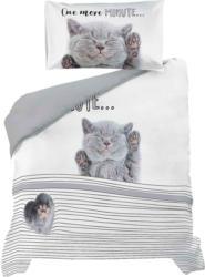 Bettwäsche mit schlafender Katze -  (Preis für kleinste Grösse)
