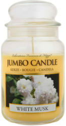 Jumbo Candle Bougie Parfumée White Musk -
