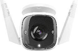 Überwachungskamera Tapo C310, Outdoor, WLAN, 3MP, IP66, Bewegungsmelder, Weiß