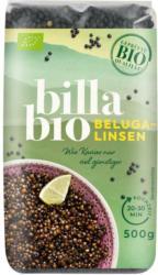 BILLA Bio Belugalinsen