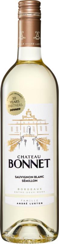 Château Bonnet Blanc Entre-deux-Mers AOC, 2020, Bordeaux, Frankreich, 75 cl