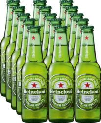 Heineken Bier Premium, 15 x 25 cl