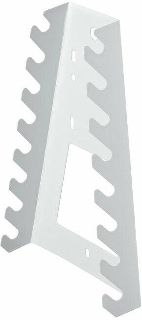 Werkzeughalter für Schraubenschlüssel, 133x195mm, weiß