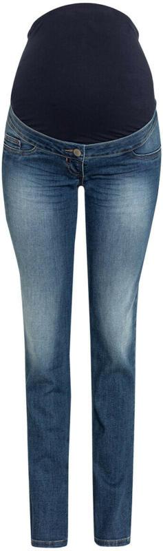 Damen Umstands-Straight-Jeans (Nur online)