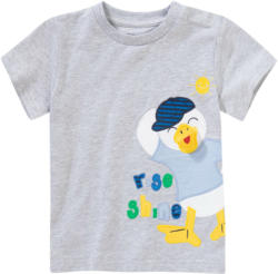 Baby T-Shirt mit Enten-Applikation (Nur online)