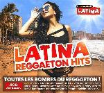 MediaMarkt Latina Reggaeton Hits 2021 - Latina Reggaeton Hits 2021 [CD]