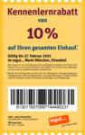 tegut… gute Lebensmittel Kennenlernrabatt von 10% - bis 23.02.2021