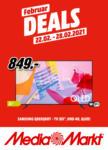 MediaMarkt Februar Deals - al 28.02.2021