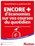 Auchan Catalogue de la semaine - au 02.03.2021