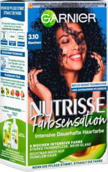 Nutrisse Haarfarbe Farbsensation Blauschwarz 3.10