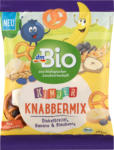 dm-drogerie markt dmBio Knabbermix Dinkelbrezel, Banane & Blaubeere, ab 3 Jahren