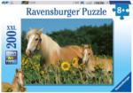 OTTO'S Puzzle La chance du cheval 200 pièces -