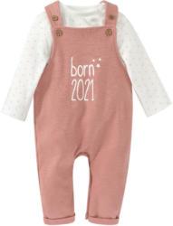 Newborn Strampler und Langarmshirt Born 2021 (Nur online)