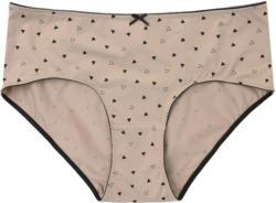 Damen Panty mit grafischem Allover-Muster (Nur online)