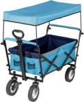 Möbelix Bollerwagen Maxxmee Faltbar Blau