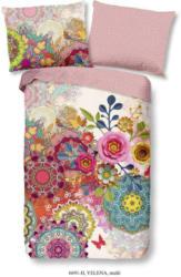 Bettwäsche Yelena 140/200cm Rosa/Multicolor