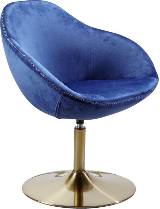 Sessel in Blau ´SARIN´