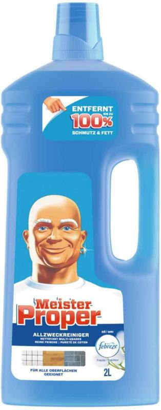 Mastro Lindo Detergente Multiuso Pura Freschezza 2 l -