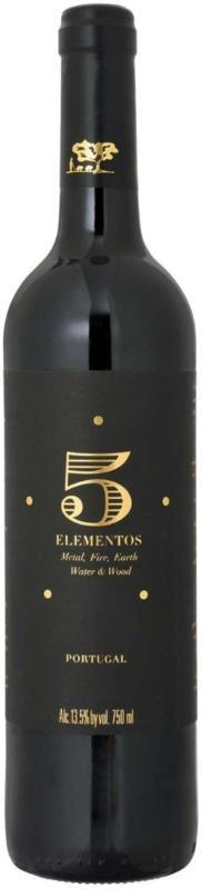 5 Elementos 75 cl - 6 Stück