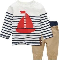 Newborn Langarmshirt und Hose im Set (Nur online)