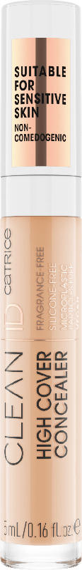 Catrice Concealer Clean ID High Cover Warm Peach 025