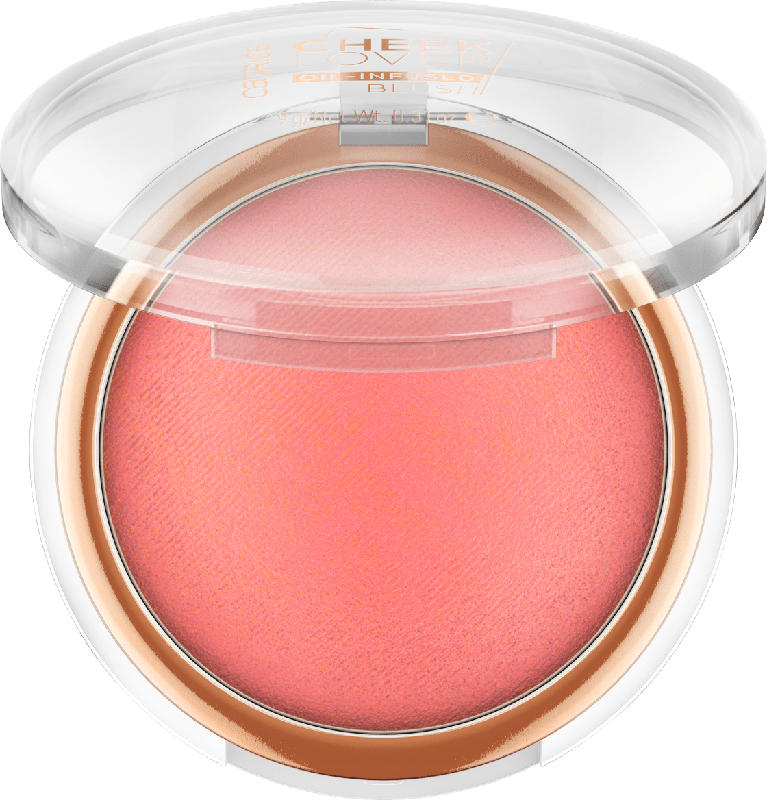 Catrice Rouge Cheek Lover Oil-Infused Blush Blooming Hibiscus 010
