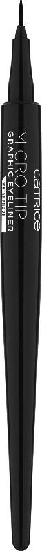 Catrice Eyeliner Micro Tip Graphic Waterproof Deep Black 010