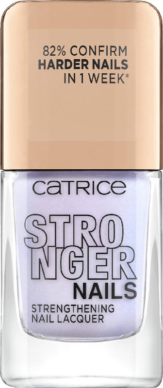 Catrice Nagellack Stronger Nails Strengthening Nail Lacquer Fierce Lavender 03