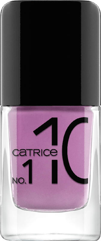 Catrice Nagellack ICONAILS Gel Lacquer Grapeful 110