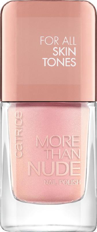 Catrice Nagellack More Than Nude Nail Polish Glowing Rose 12