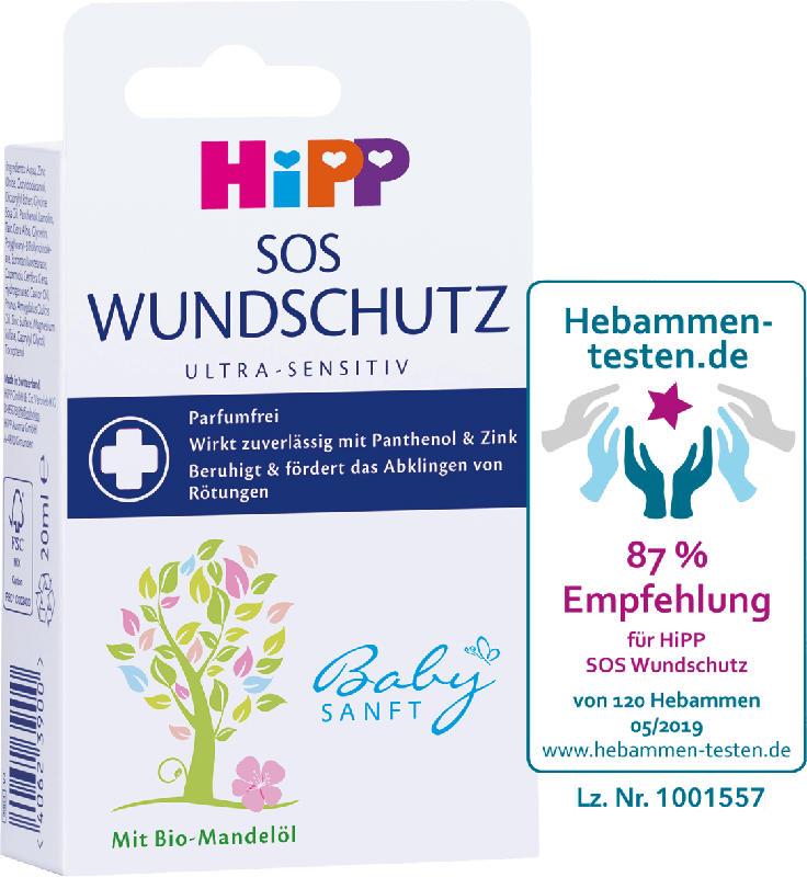 Hipp Babysanft Babysanft SOS Wundschutz